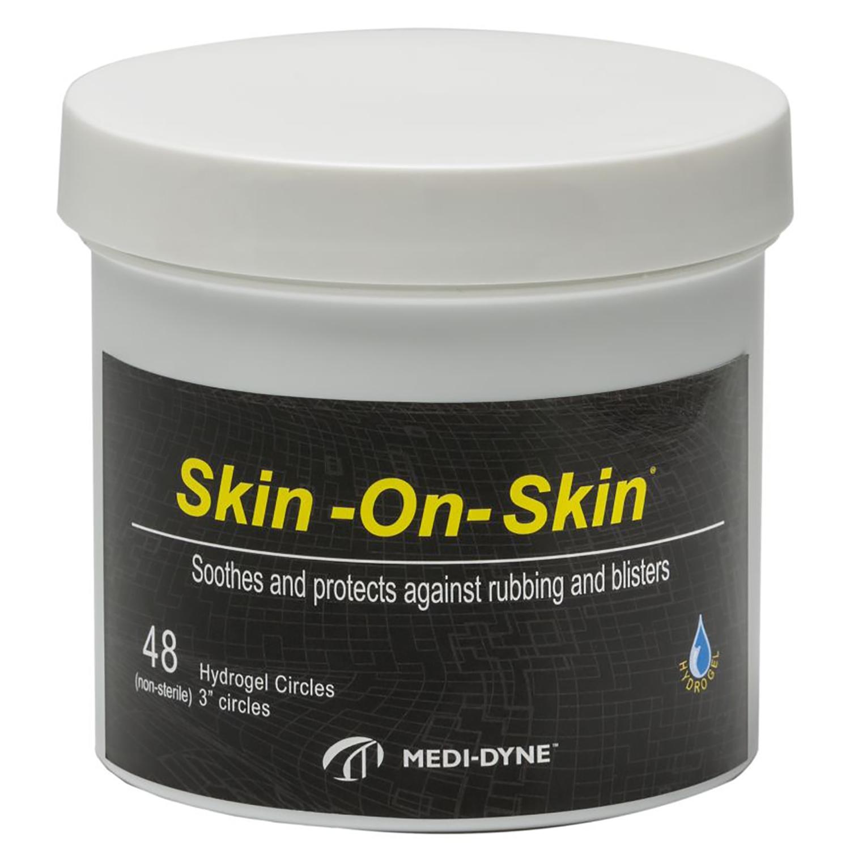 Skin On Skin Circles 7,5 cm (48 st)